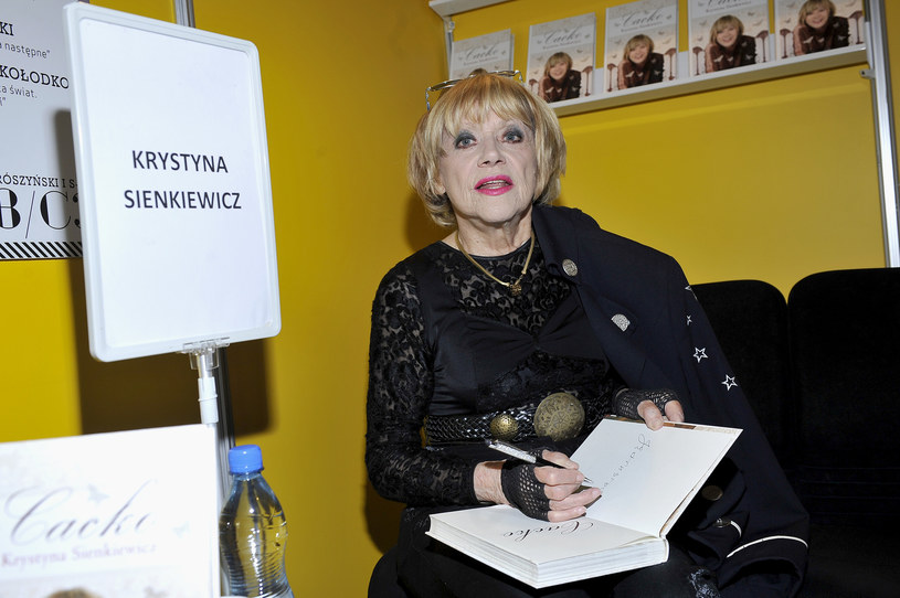 Krystyna Sienkiewicz /Mieszko Pietka /AKPA