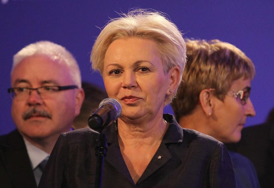 Krystyna Skowrońska /Radek Pietruszka /PAP