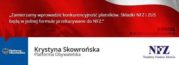 Krystyna Skowrońska /INTERIA.PL