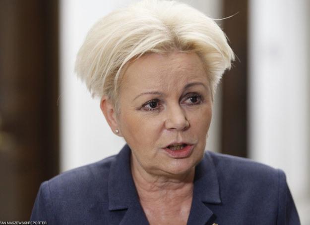 Krystyna Skowrońska /STEFAN MASZEWSKI/REPORTER /East News