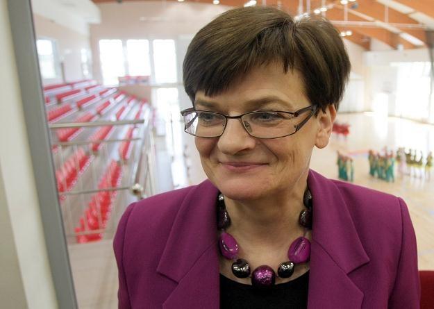 Krystyna Szumilas/fot. P. Polak /PAP