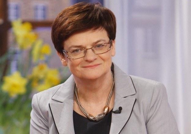 Krystyna Szumilas /Jarosław Wojtasiewcz /East News
