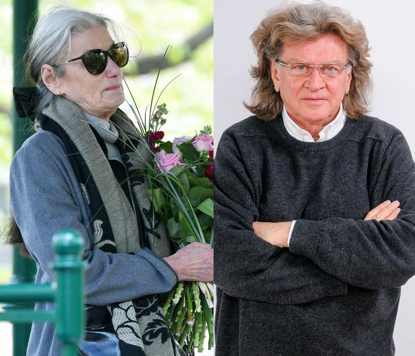 Krystyna Wodecka, Zbigniew Wodecki, fot. Artur Barbarowski /Tomasz Urbanek /East News