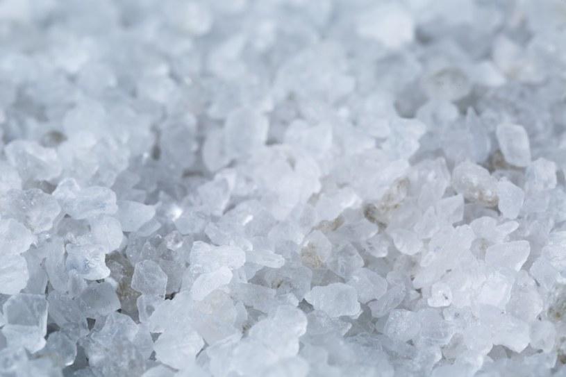Kryształki soli /©123RF/PICSEL