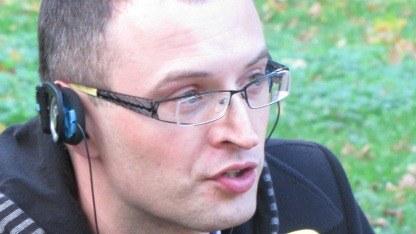 Krytyk Grzegorz Jankowicz /Jacek Skóra /RMF FM
