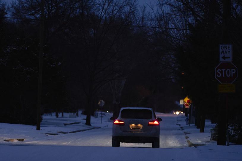 Kryzys energetyczny w Teksasie po ataku zimy /Cooper Neill/Bloomberg  /Getty Images