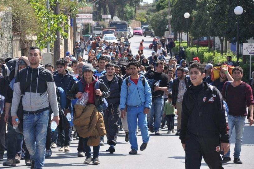 Kryzys migracyjny cały czas się pogłębia /PAP/EPA
