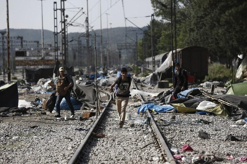Kryzys migracyjny w Grecji, zdj. ilustracyjne /YANNIS KOLESIDIS /PAP/EPA