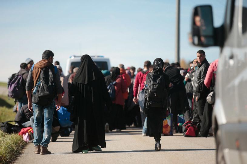 Kryzys migracyjny z 2015 roku /Johannes Simon /Getty Images