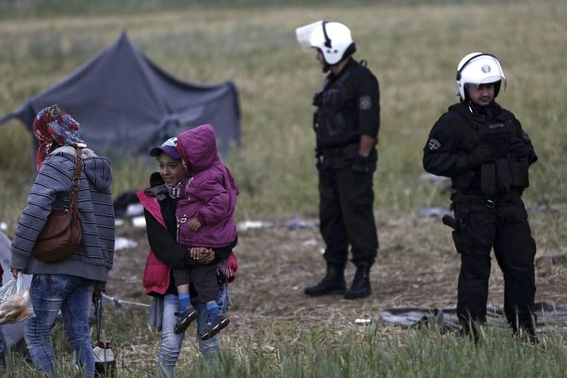 Kryzys migracyjny, zdj. ilustracyjne /YANNIS KOLESIDIS /PAP/EPA