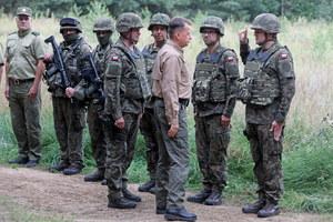 Kryzys na granicy polsko-białoruskiej. Nagrody dla żołnierzy