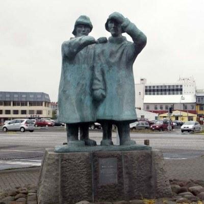 Kryzys na Islandii spowolnił rozwój budowlany i wstrzymał wiele inwestycji. /AFP
