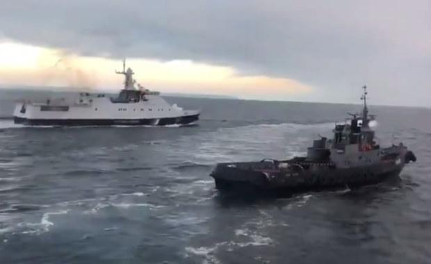 Kryzys na Morzu Azowskim