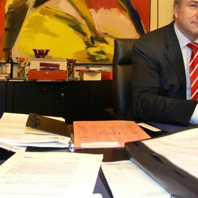 Kryzys nie ma wpływu na zapał Polaków do zakładania własnych przedsiębiorstw /AFP