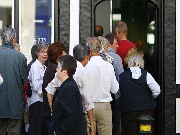 Kryzys ominął nasze banki? /AFP