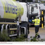 Kryzys paliwowy w Wielkiej Brytanii: Zgłosiło się 127 zagranicznych kierowców cystern