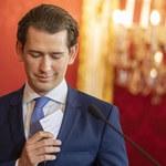 Kryzys rządowy w Austrii. Kanclerz kieruje podejrzenia na opozycję