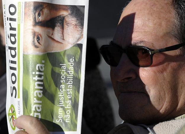 Kryzys uderzył w Portugalii w odbiorców odpadów /AFP