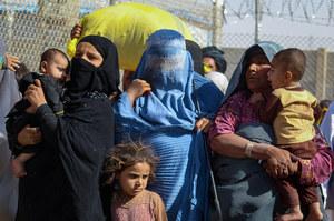Kryzys w Afganistanie. 32-letnia socjolożka nie opuszcza domu, je dzięki sąsiadom