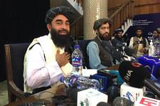 Kryzys w Afganistanie. Talibowie zapewniają o pokojowych zamiarach, trwa ewakuacja
