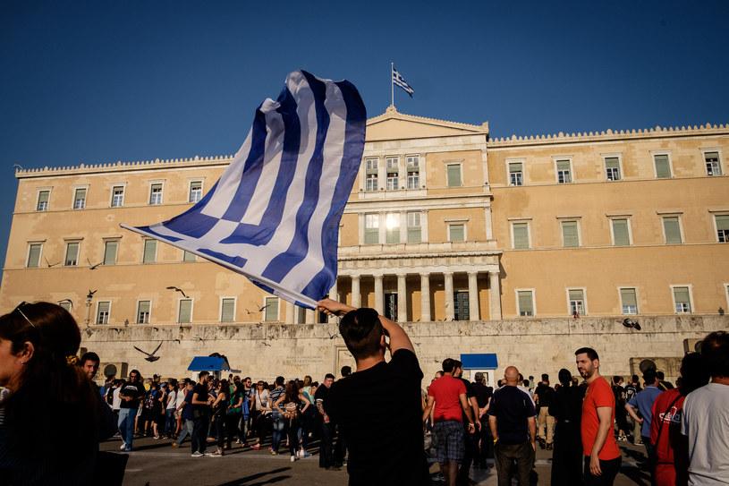 Kryzys w Grecji/Zdjęcie ilustracyjne /Kamila Zarembska   /Agencja FORUM