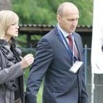 Kryzys w małżeństwie Marcinkiewicza?