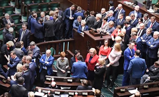 Kryzys w Sejmie