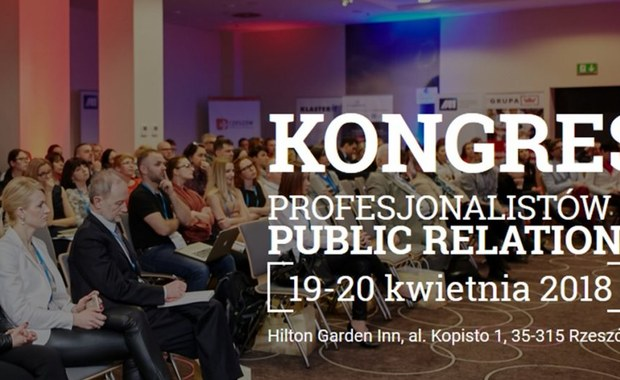 Kryzysy, social media i RODO podczas Kongresu Profesjonalistów PR w Rzeszowie