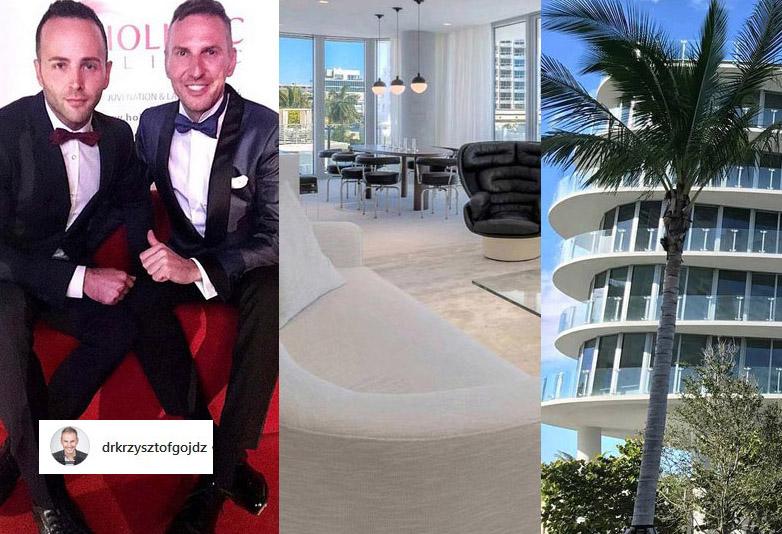 Krzysiek Gojdź kupił nowy apartament, fot. Instagram /materiały prasowe