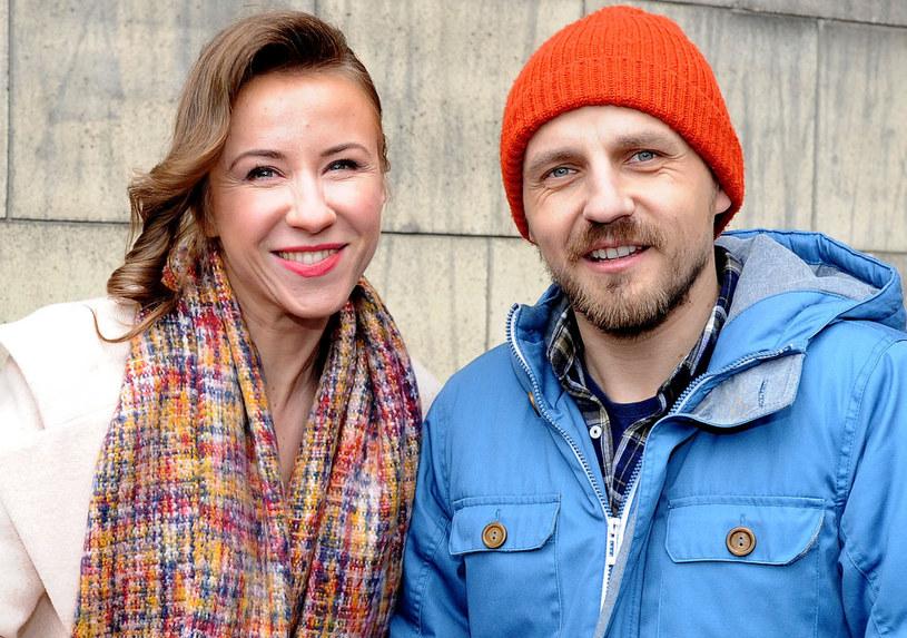 Krzysiek (Paweł Domagała), Marta (Katarzyna Ankudowicz) /Agencja W. Impact