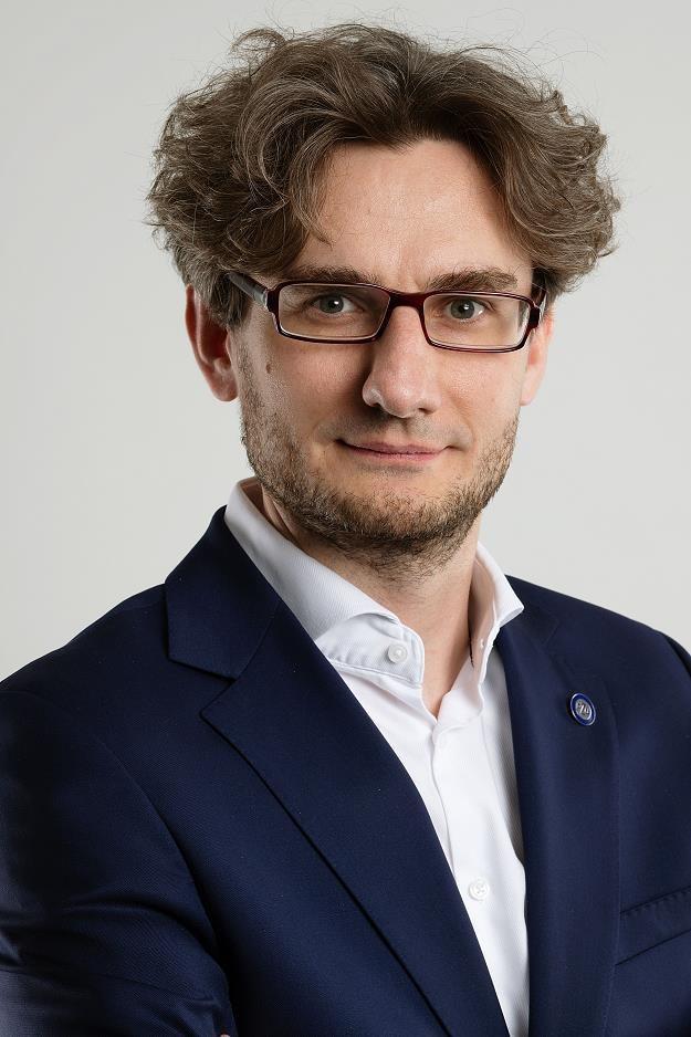 Krzysztof Bacha w Alor Banku /Informacja prasowa