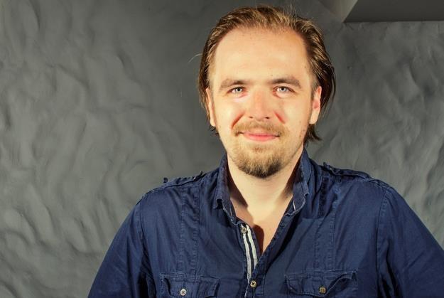 Krzysztof Berenda. Fot. Malwina Zaborowska /RMF