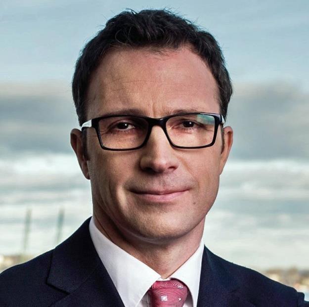 Krzysztof Borusowski, prezes Grupy BEST /Informacja prasowa