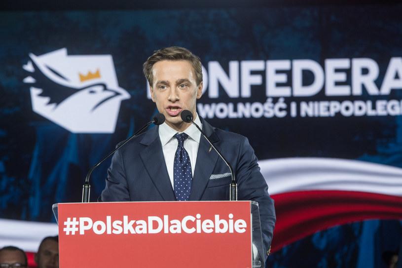 Krzysztof Bosak /Jacek Domiński /Reporter