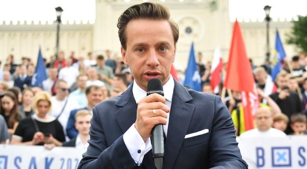 Krzysztof Bosak /Wojtek Jargiło /PAP