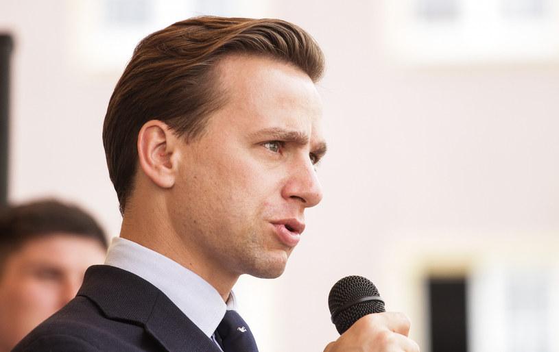 Krzysztof Bosak /Artur Szczepanski/REPORTER /Reporter