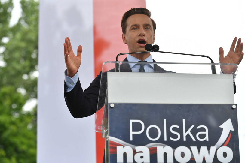 Krzysztof Bosak /PAP