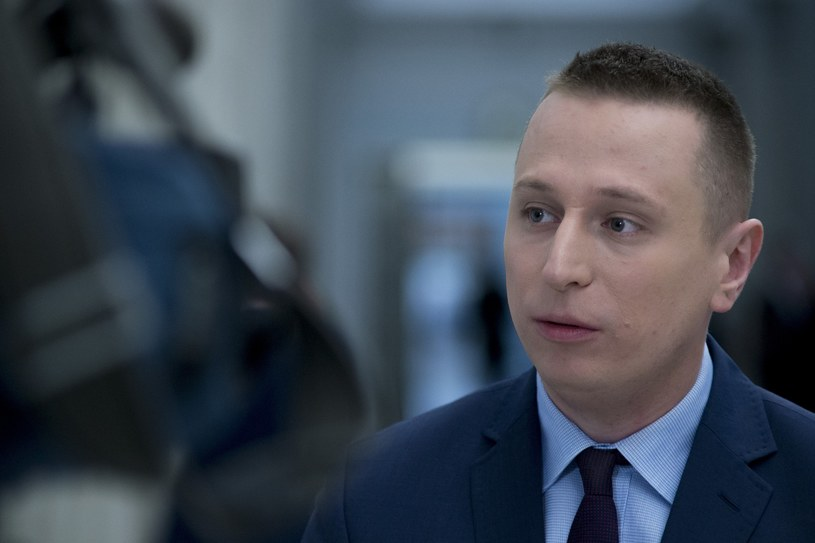 Krzysztof Brejza /JAKUB WOSIK/REPORTER /East News