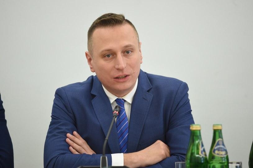 Krzysztof Brejza /Zbyszek Kaczmarek/REPORTER /Reporter