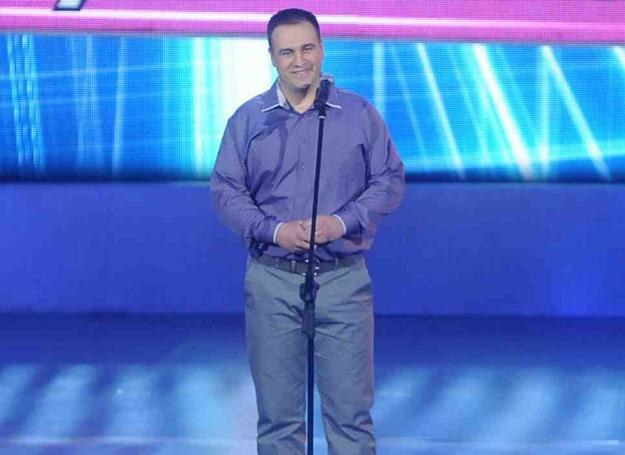"""Krzysztof Chuć na scenie """"Must Be The Music"""" /Polsat"""