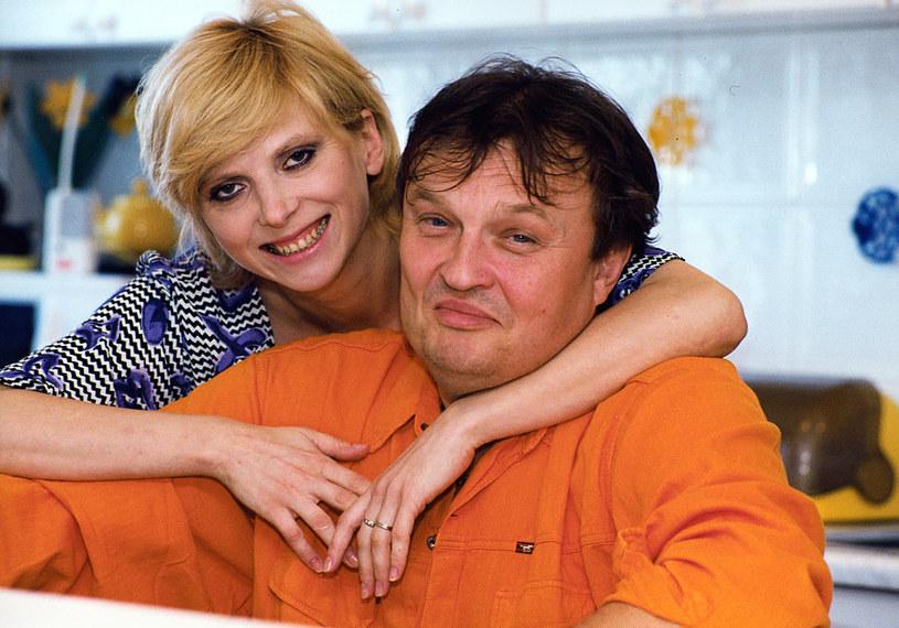 Krzysztof Cugowski z żoną /Żyburtowicz /AKPA