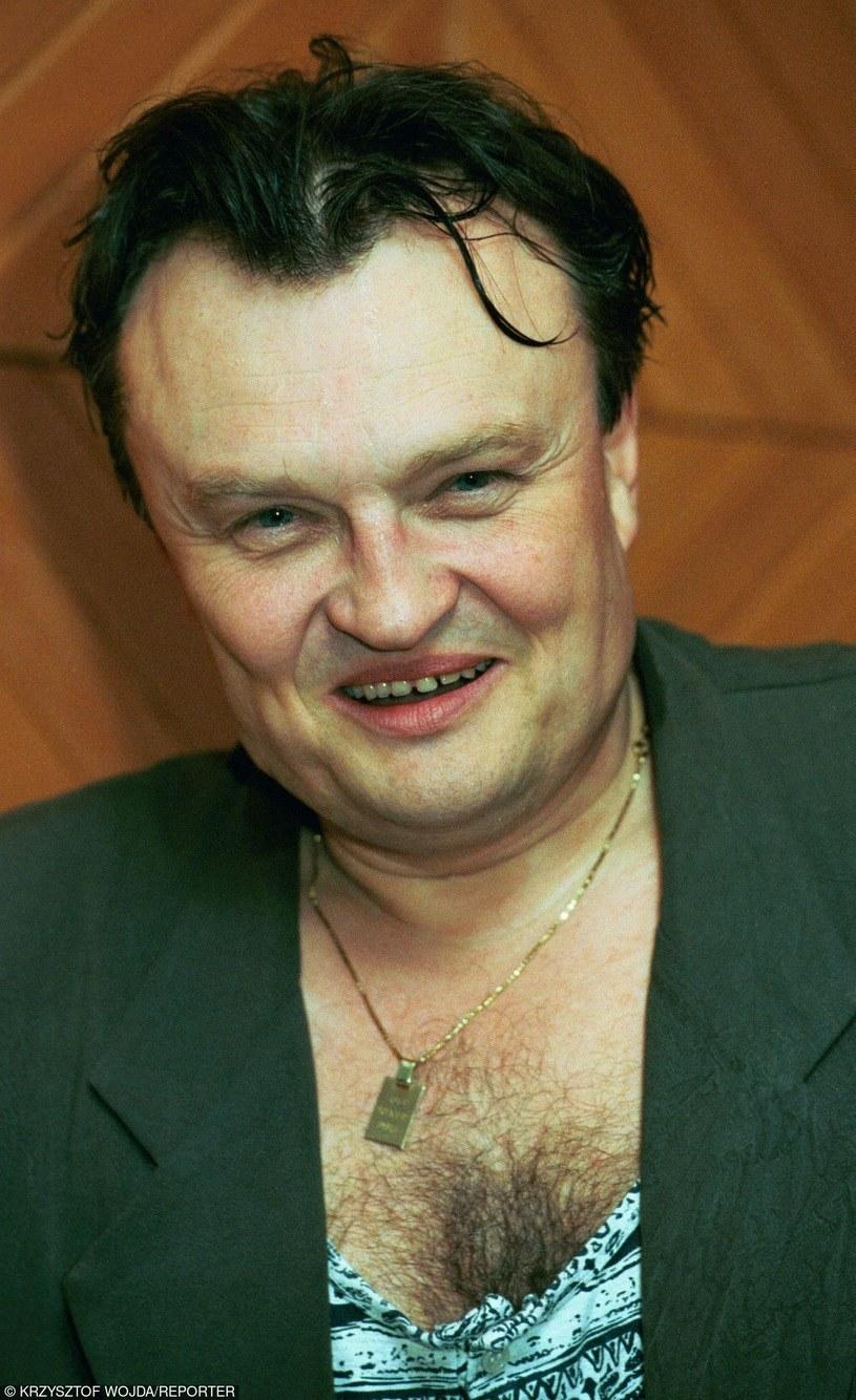 Krzysztof Cugowski. /Krzysztof Wojda REPORTER /Reporter