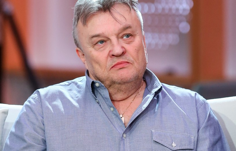 Krzysztof Cugowski /Krzysztof Kuczyk /Agencja FORUM