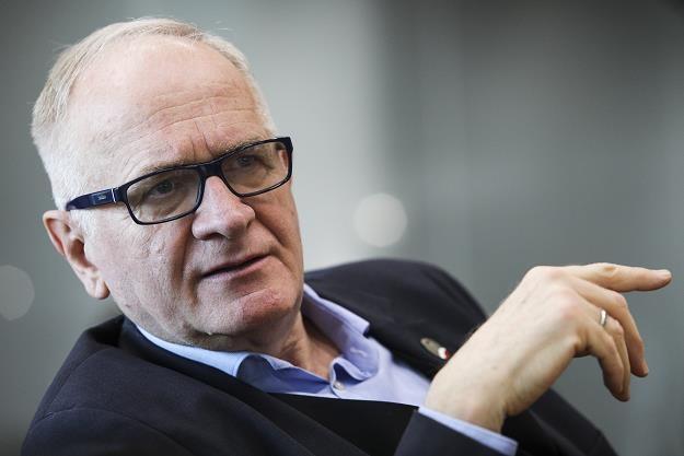 Krzysztof Czabański, szef Rady Mediów Narodowych. Fot. Andrzej Hulimka /FORUM