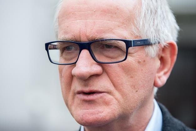 Krzysztof Czabański, szef RMN. Fot. Łukasz Piecyk /Reporter