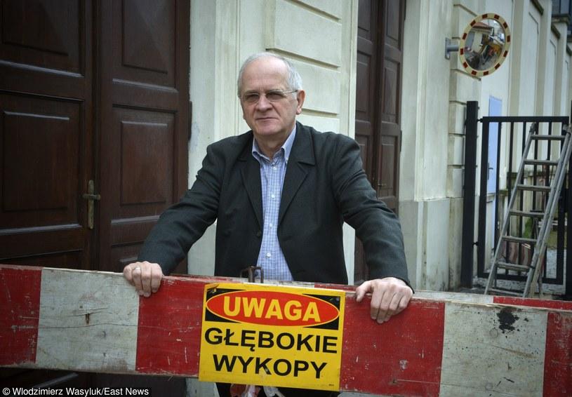 Krzysztof Czabański zapewnił dziennikarki PAP że po przekształceniu mediów nie pogorszy się ich niezależność, nie będzie nacisków politycznych, cenzury czy autocenzury /Wlodzimierz Wasyluk /East News