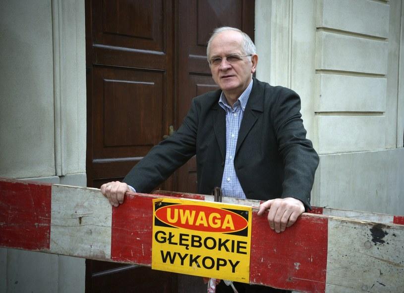 Krzysztof Czabański /Włodzimierz Wasyluk /Reporter