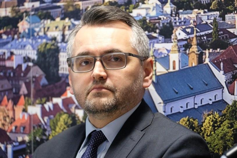 Krzysztof Czubaszek /Mateusz Grochocki /East News