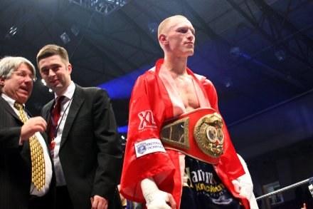 """Krzysztof """"Diablo"""" Włodarczyk Fot. Tomasz Demidowicz /Agencja Przegląd Sportowy"""