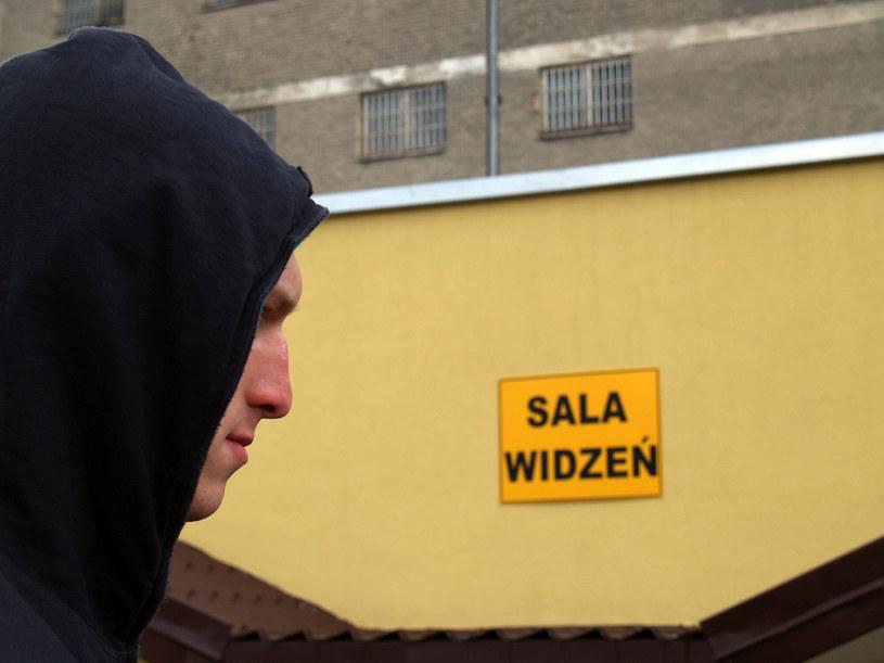 """Krzysztof """"Diablo"""" Włodarczyk po raz pierwszy w życiu trafił za kratki /Jan Ciosek /East News"""